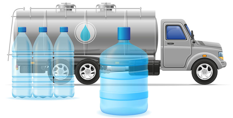 Water Delivery Service For Restaurants